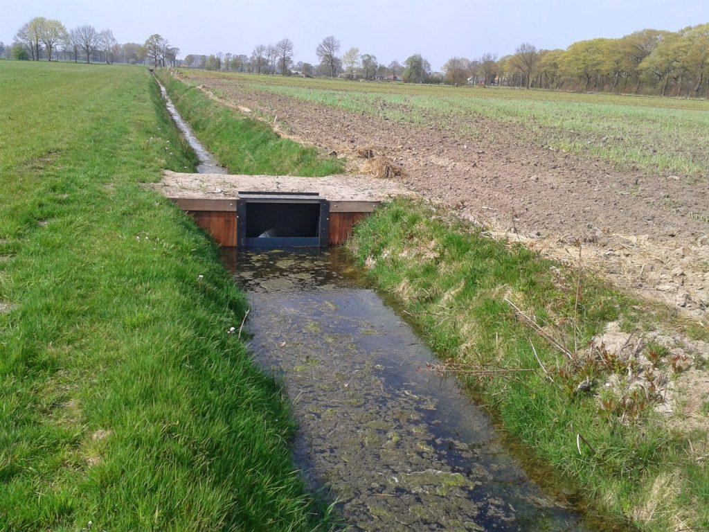 Monitoring agrarisch stuwpeilbeheer