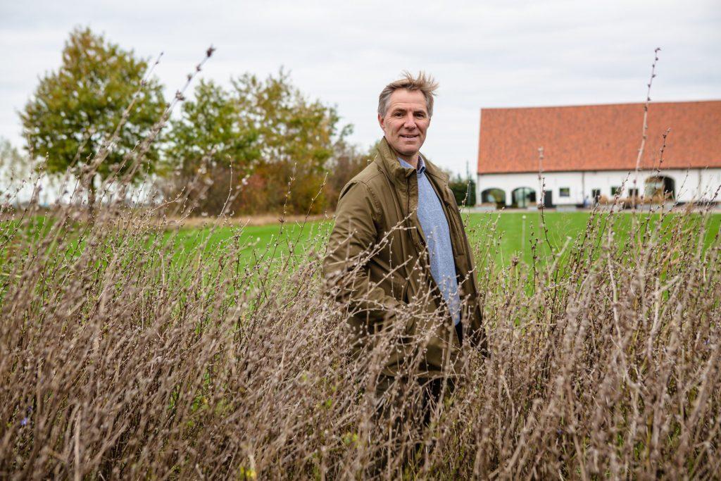 Natuurbeheer maakt deel uit van Marcs teeltrotatie