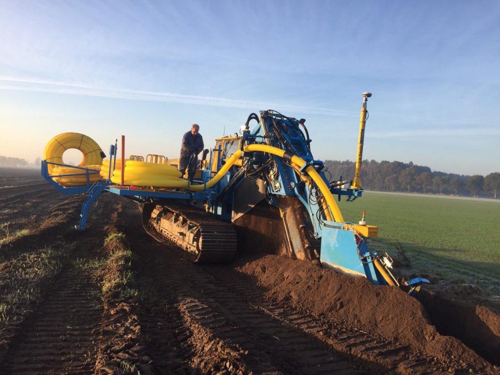 Boerennaturen: Peilgestuurde drainage & subirrigatie